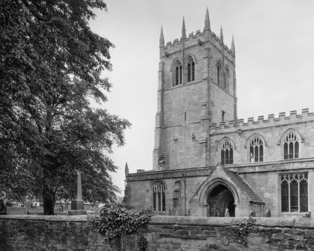 Saint Cuthbert's church Fishlake Doncaster
