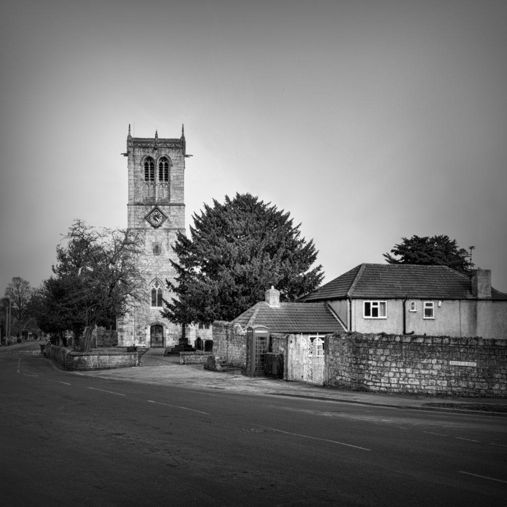 St Marys Sprotbrough church