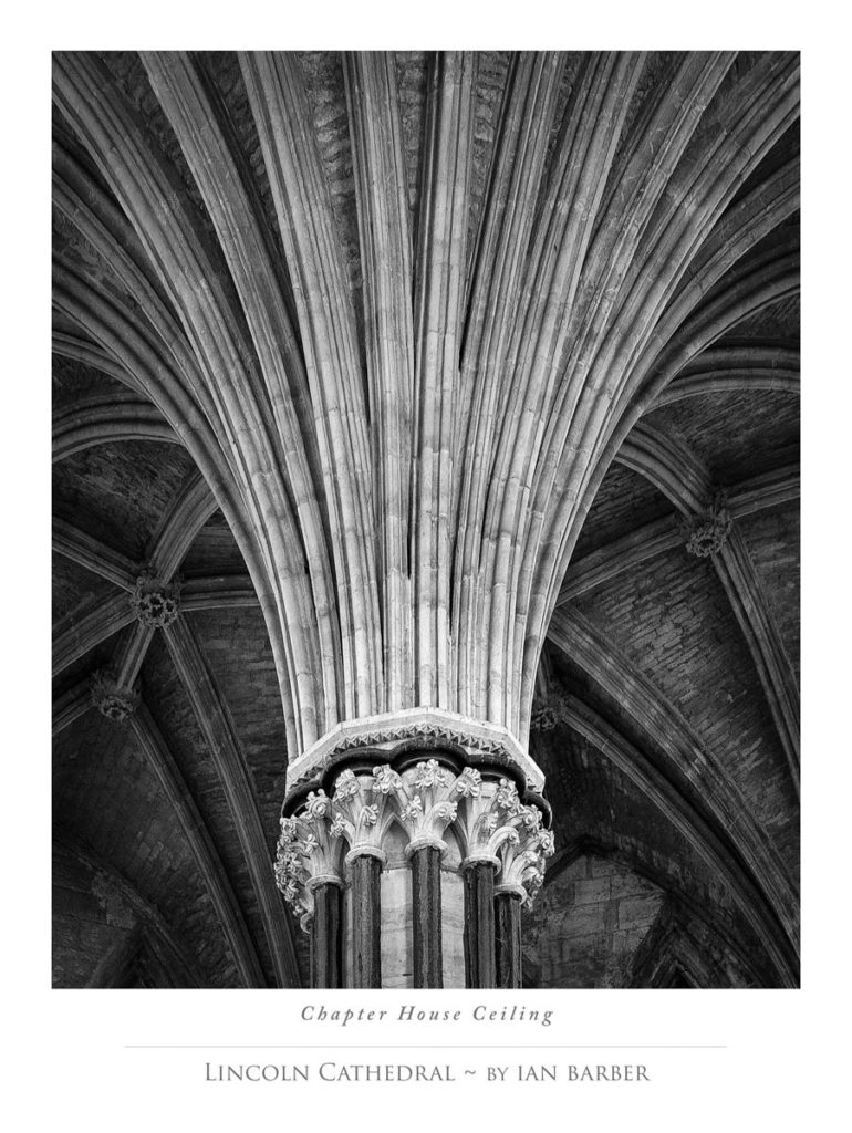 Lincoln Cathedral Chapel Ceiling