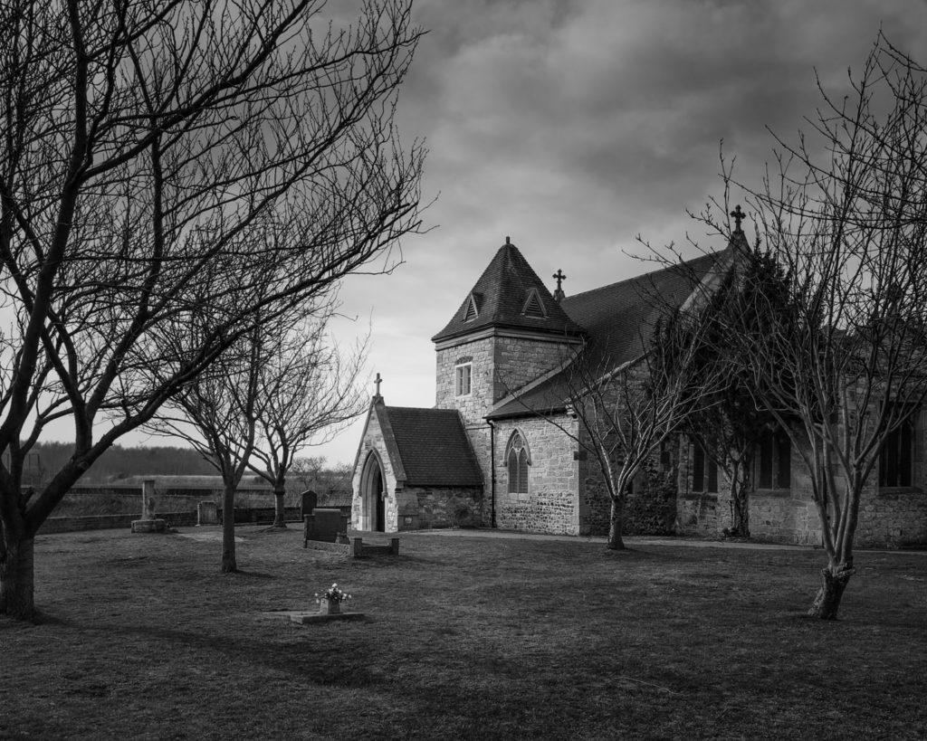St Oswald's Church Kirk Sandall