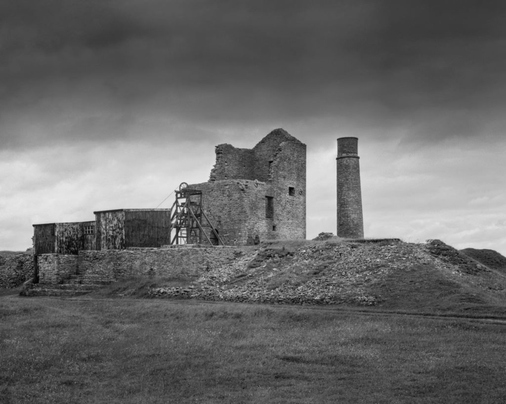 Magpie Mine And Chimney