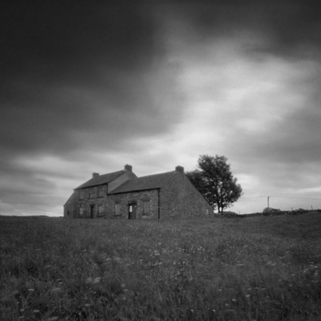 Magpie Mine House