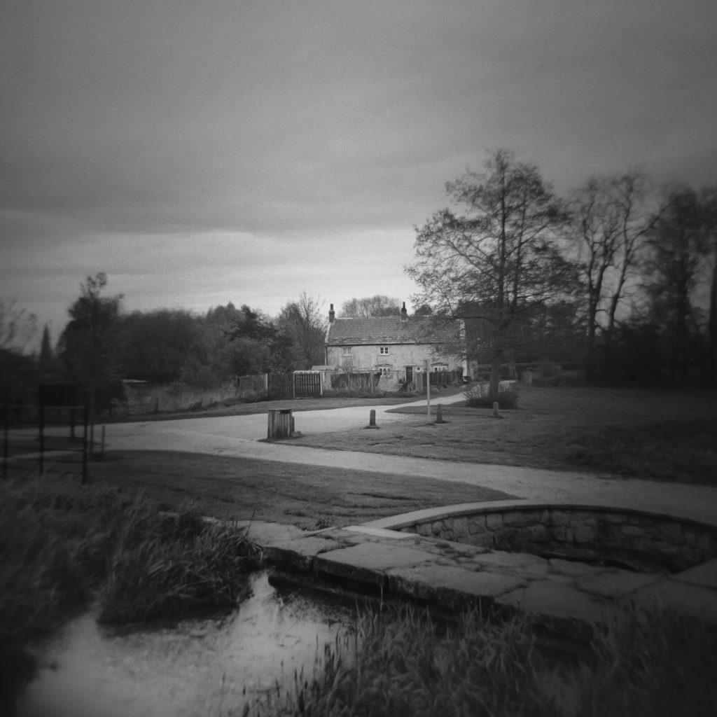 Looking Towards Keeps Cottage Cusworth