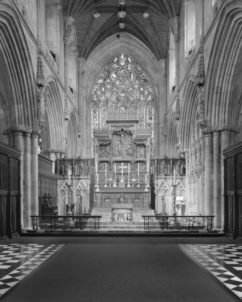 Selby Abbey Altar North Yorkshire