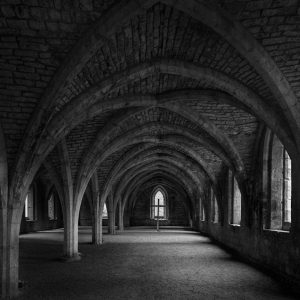 Fountains Abbey Cellarium Ian Barber Photography