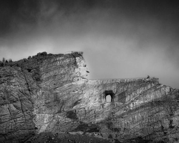 Crazy Horse Memorial Ian Barber