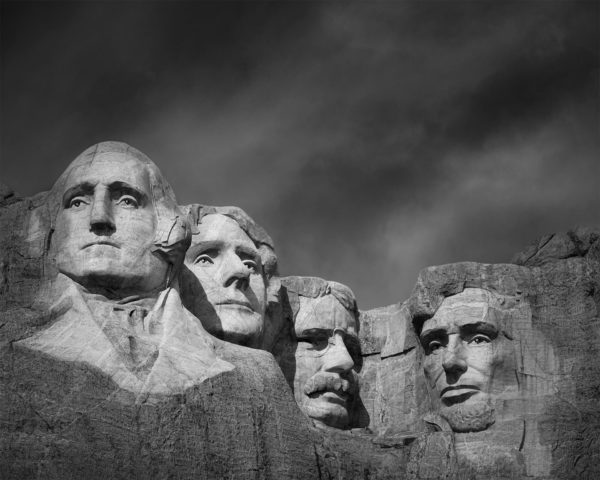 Mount Rushmore Presidents