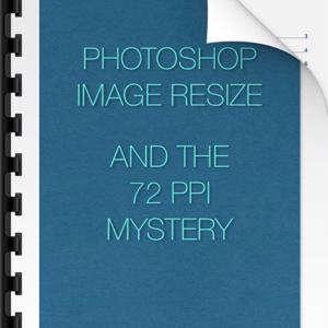 Photoshop CC 2020 Image Resize